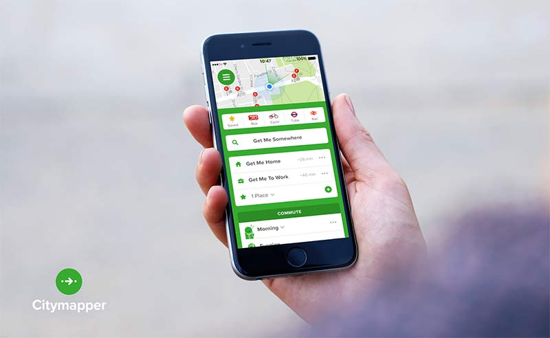 city mapper London App