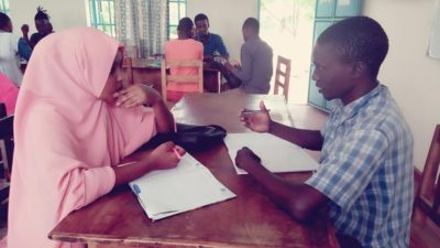 Rebuilding secondary education for refugees