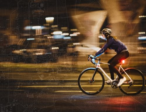 Smart data for safer cycling