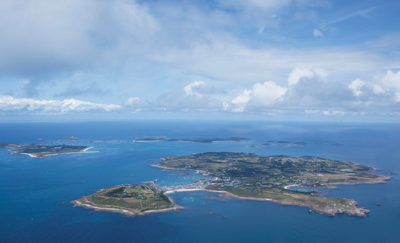 Small islands with big ambitions