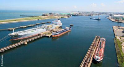 Dunkerque Port