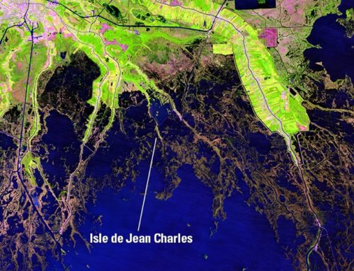 Louisiana's Managed Retreat: Isle de Jean Charles