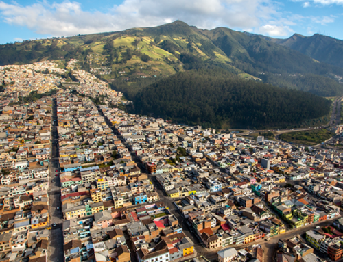 Resilient Quito: Natural, social and economic challenges