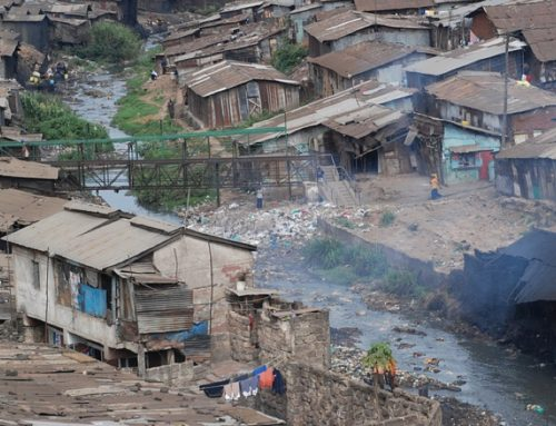 Giving a voice to the world's slum dwellers