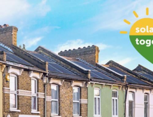 Zero carbon London: The work starts now