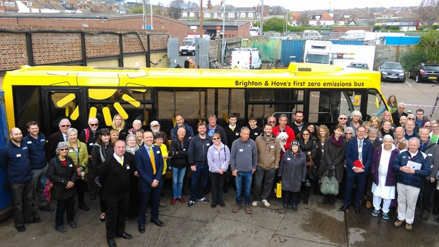 The big lemon a blueprint for community buses smarter communities view larger image malvernweather Choice Image