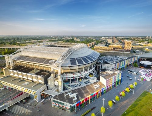 Amsterdam Arena: A smart city beacon