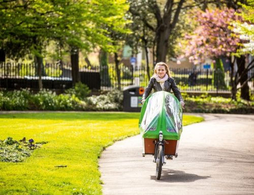 Shifting gears: the cargo bike as a primary family vehicle