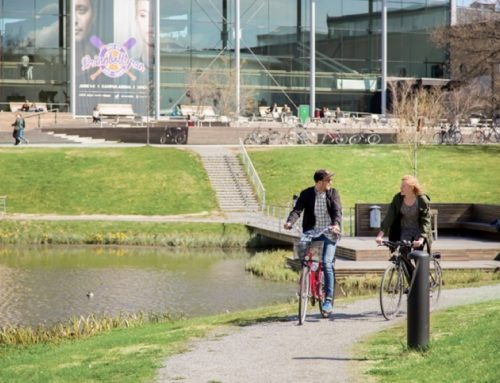 Umeå shows the way on smart energy use