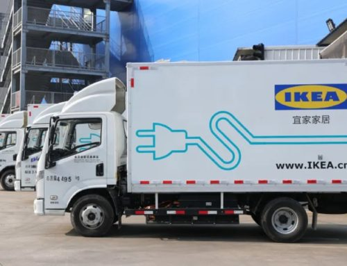 Ikea assembles a sustainable transport future